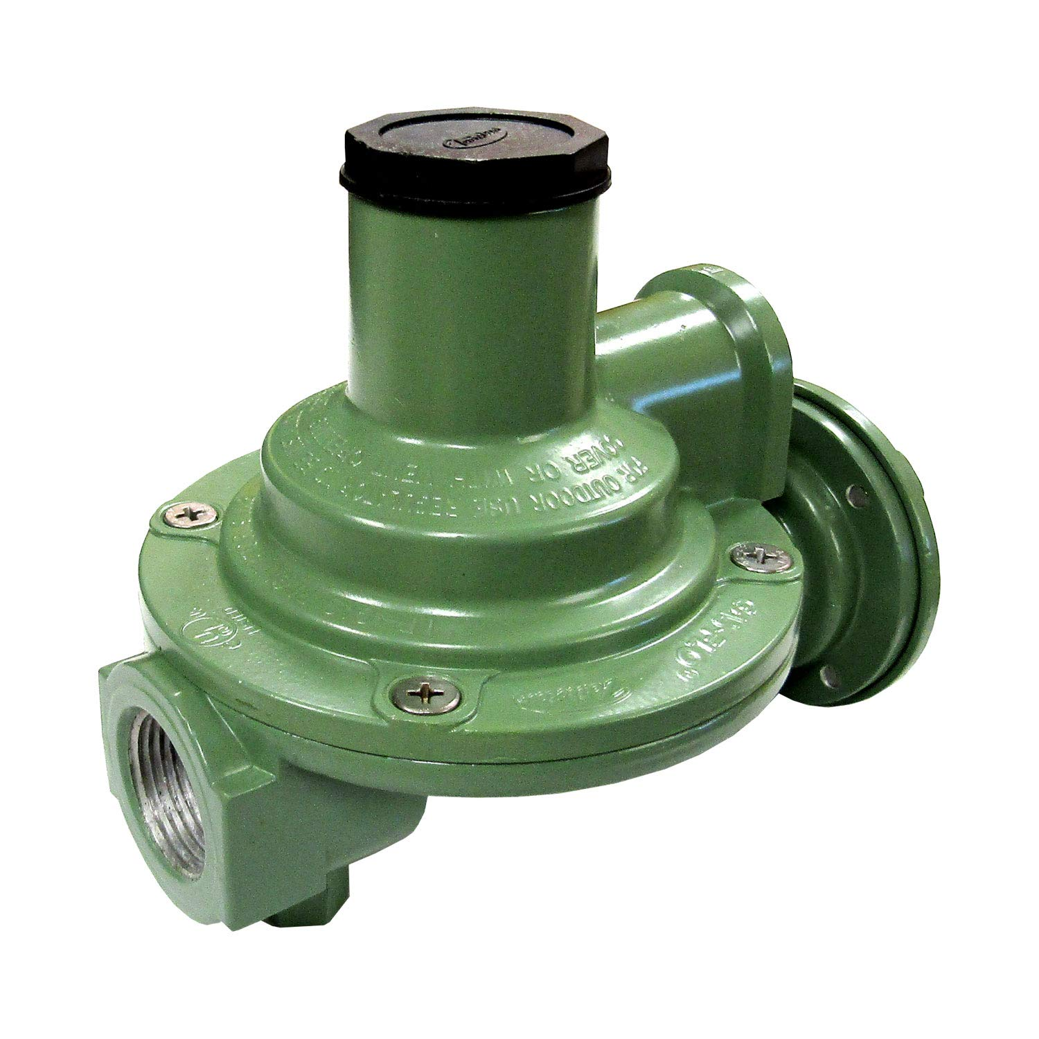 Fairview GR-92812C Compact Second Stage Low Pressure Propane Regulator by Fairview (Image #2)