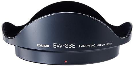 Review Canon EW83E Lens Hood