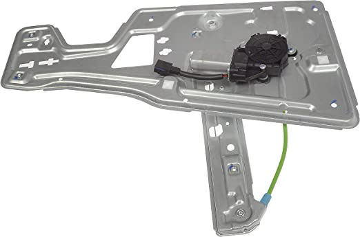 Dorman 748 516 Rear Driver Side Power Window Regulator And Motor Assembly For Select Chevrolet Pontiac Models Auto