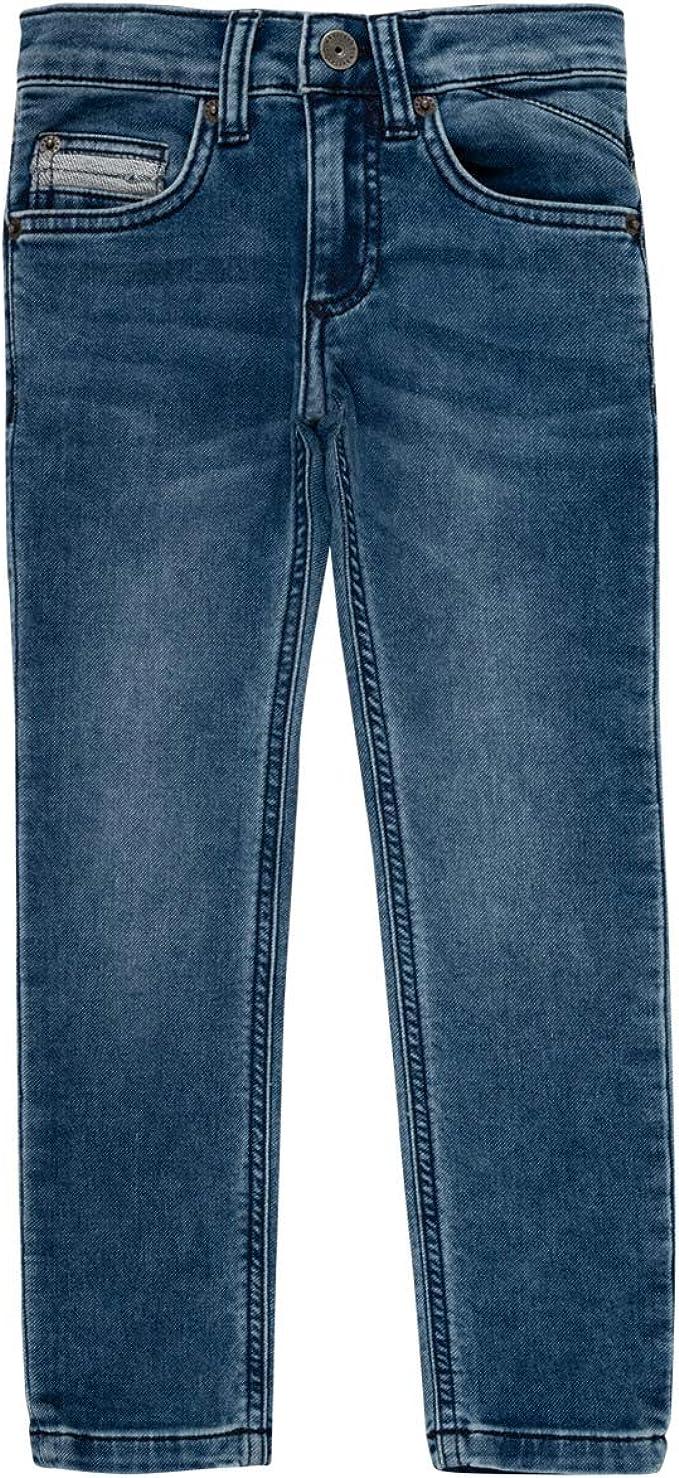 Timberland Pantalon En Denim Slim Enfant Dble Stone Brossage 8ans Amazon Fr Vetements Et Accessoires