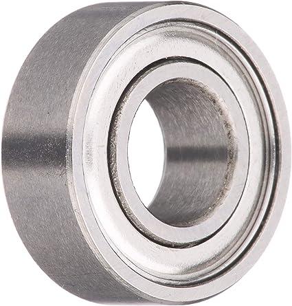 Tamiya 1050 Rubber Sealed Ball Bearings Black 5x10x4 MR105-2RS 5*10*4 10 PCS