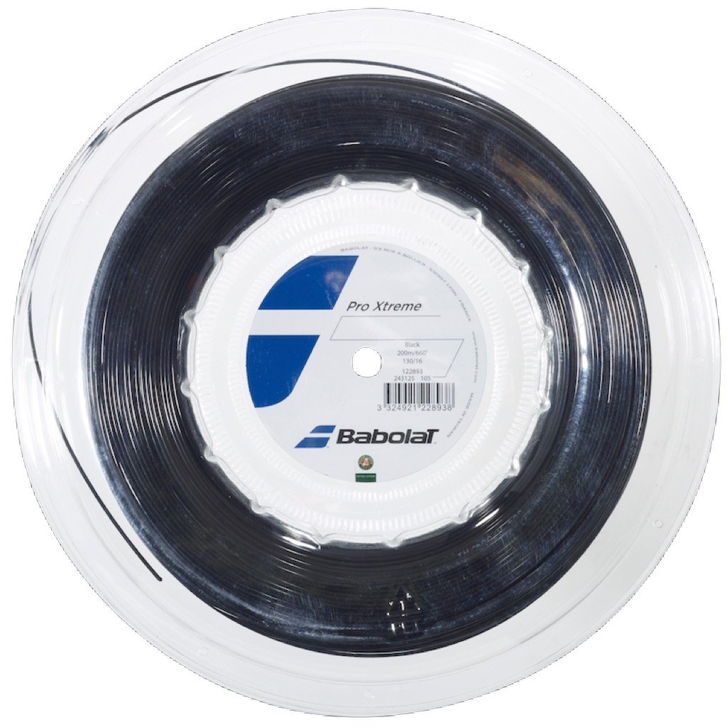 Babolat Pro Xtreme 16 Tennis String 200M/660ft Reel 243125