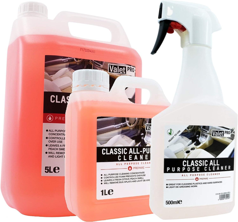 Valetpro Ic4 500ml Classic All Purpose Cleaner 500 Ml Auto