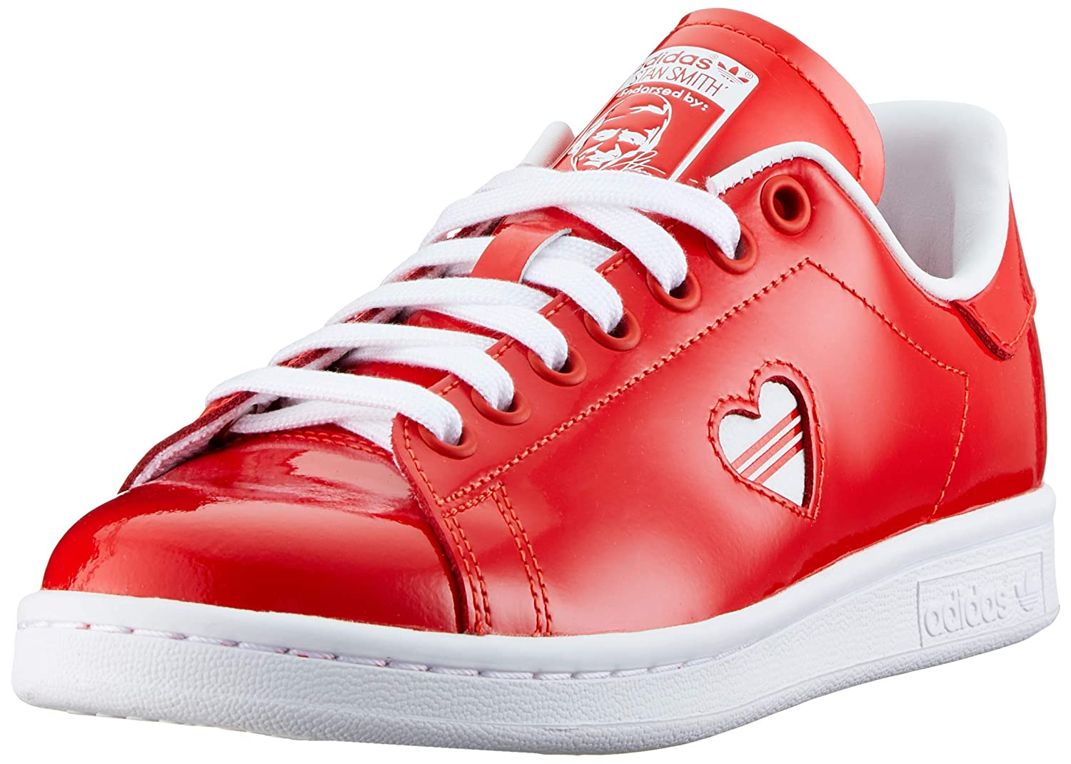 3a555fcb30 adidas Women's Stan Smith W Low-Top Sneakers: Amazon.co.uk: Shoes & Bags