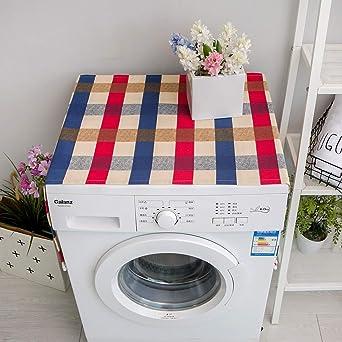 Tapa para lavadora y frigorífico (varios usos) b: Amazon.es ...