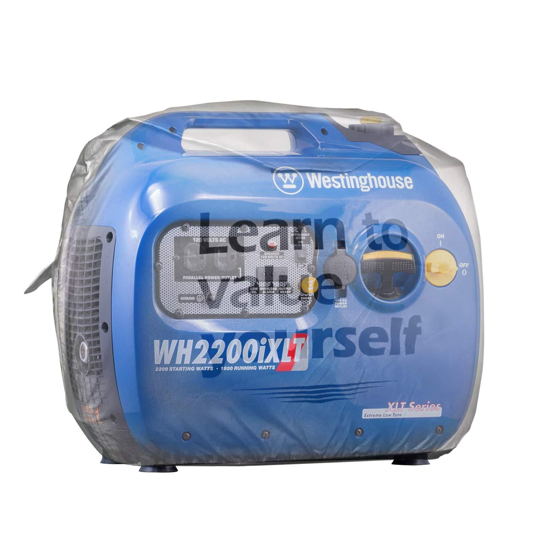 Atima WH2200iXLT - Funda de Almacenamiento para generador de ...