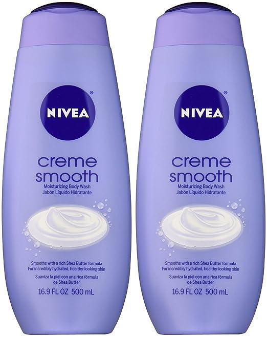 Amazon.com: Nivea Body Wash Creme Smo Size 16.9z Nivea Body Wash Creme Smooth 16.9z: Beauty