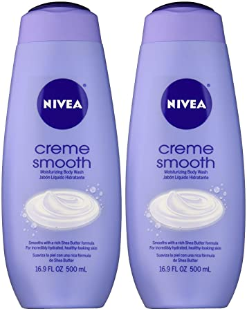 Nivea Body Wash Creme Smo Size 16.9z Nivea Body Wash Creme Smooth 16.9z