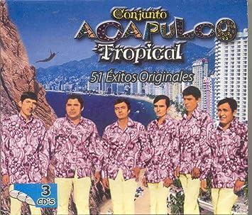 51 EXITOS DE ACAPULCO TROPICAL