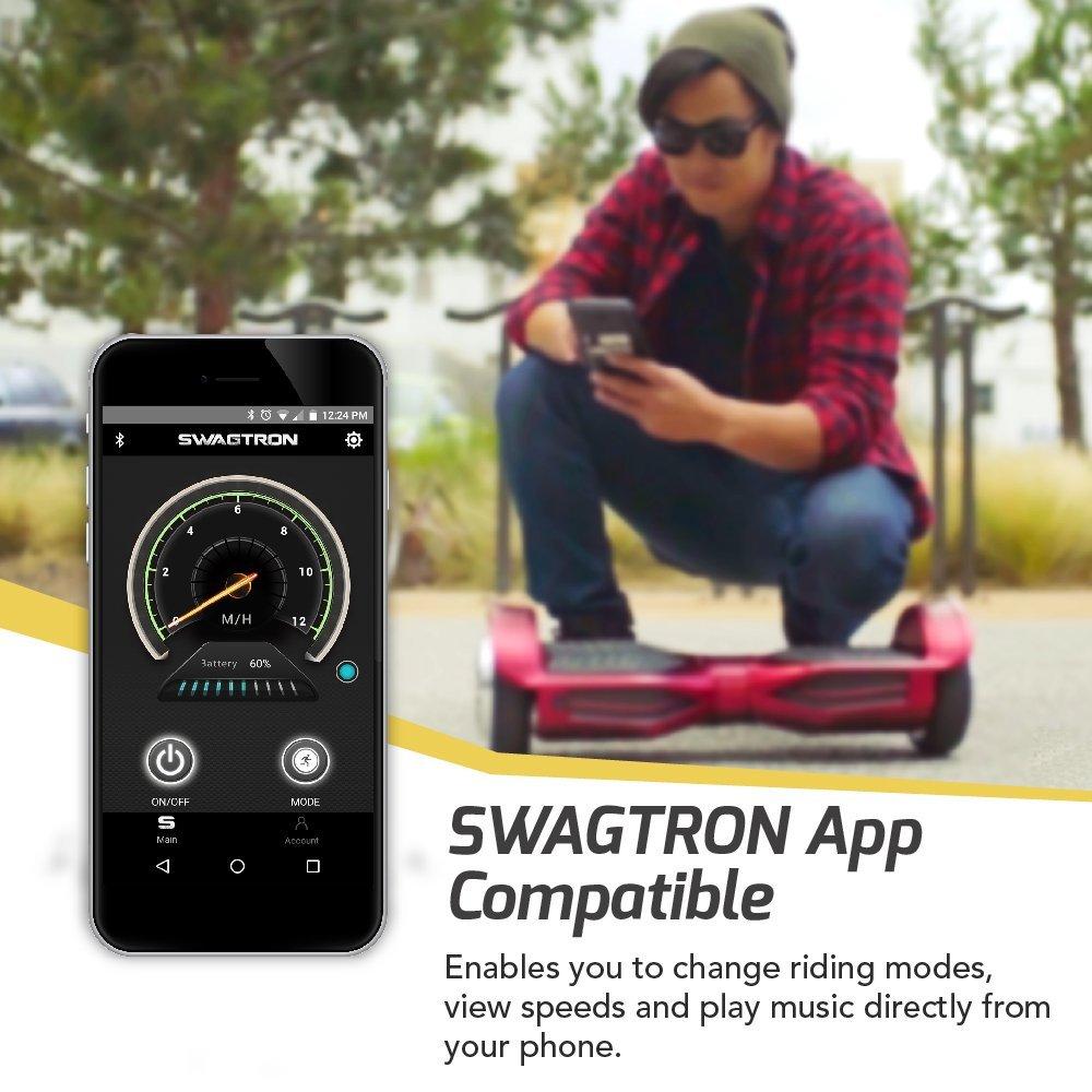 Swagtron T3 Version 2 Hands Free Smart Board