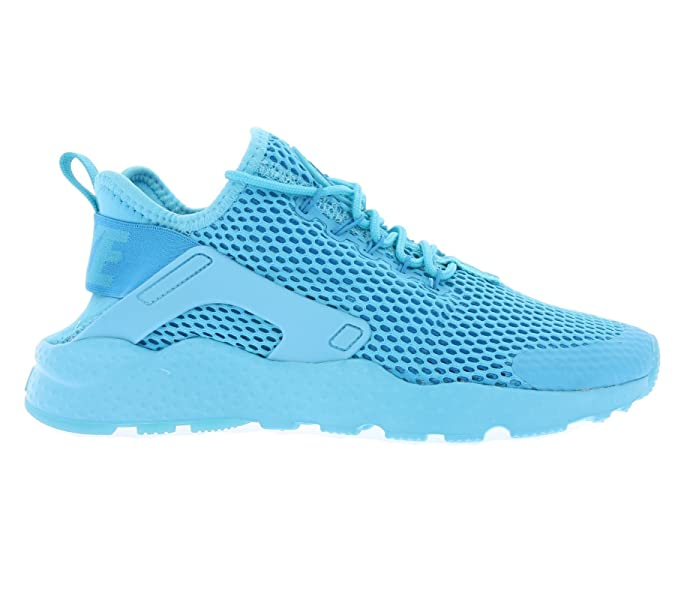 online store 0e518 6151f Amazon.com   Nike Womens Air Huarache Run Ultra Br Low Top Lace Up Running  Sneaker   Road Running