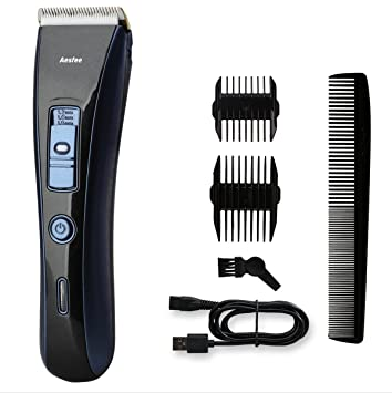 Amazon Com Hair Clipper Cordless Hair Cutting Machine Professional