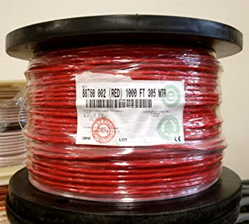 Belden 88760 18/2 Shielded FEP Insulated Control Cable 1000 Ft ...
