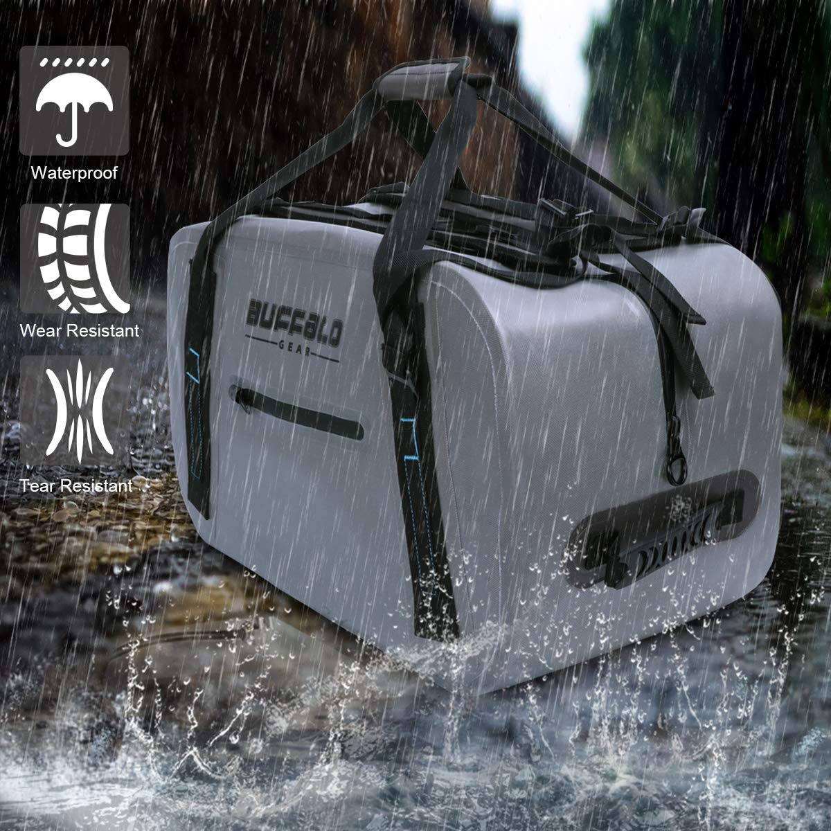 d90cfa167 Best Waterproof Duffel Bags   A Couple for the Road