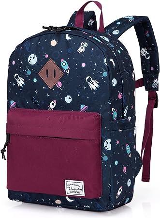 Vaschy Cute Lightweight Kids Luggage
