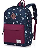 Backpack for Boys,Vaschy Preschool Toddler Backpack Little Kids Backpacks for Nursery School Children Girls with Chest Strap in Cute Astronaut