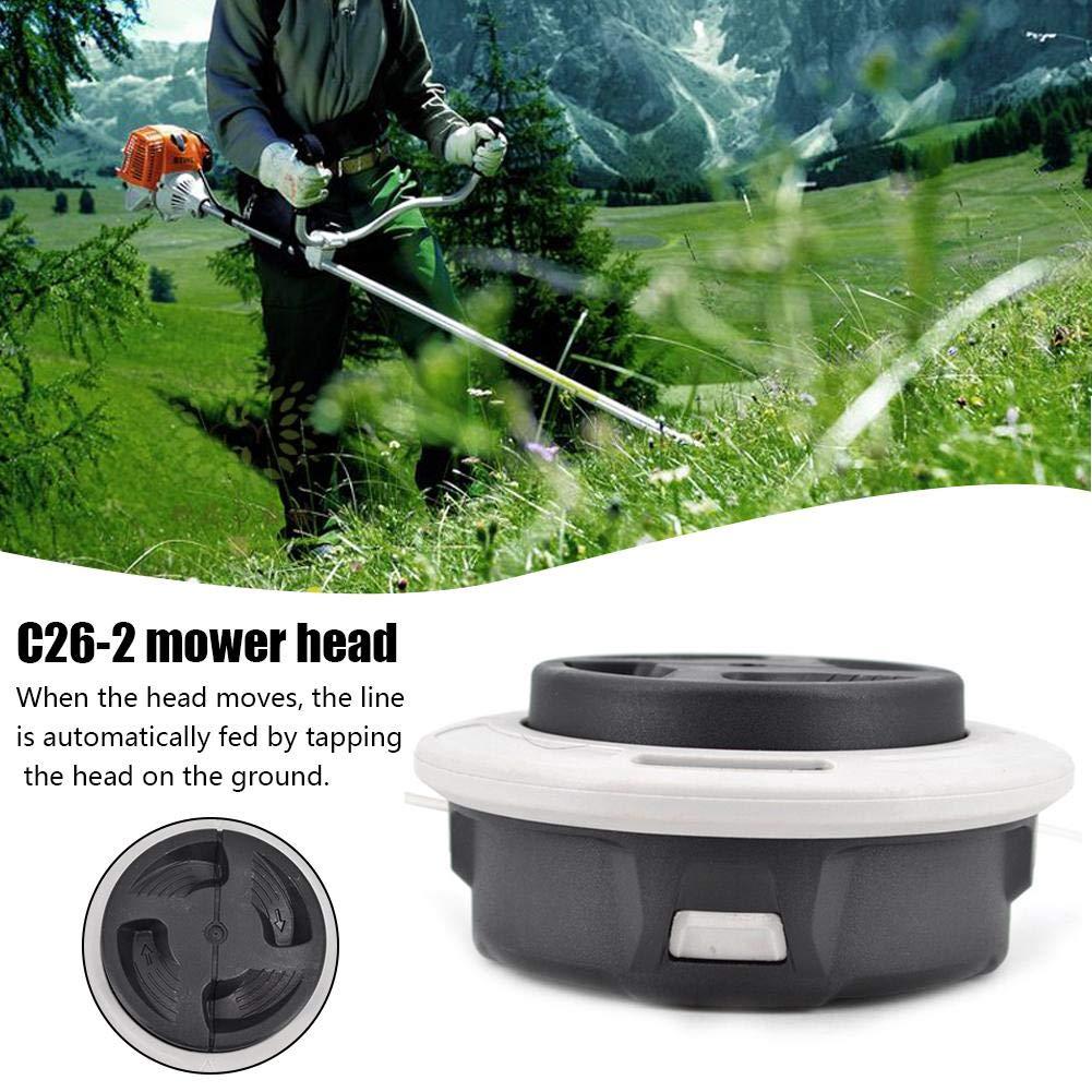 Gras Rasentrimmer Kopf für Stihl FS90 FS100 FS110 FS130 FS250 FS56 FS80 FS85
