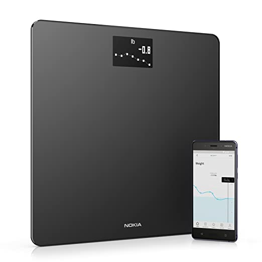 Product thumbnail for Nokia Body - Bmi Wi-Fi Scale