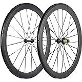 Superteam 38/50/60/88mm Carbon Wheelset 700c Clincher 23mm Wheel UD Matte Finish