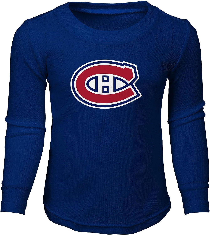 Montreal Canadiens Preschool Long Sleeve T-Shirt /& Pants Sleep Set
