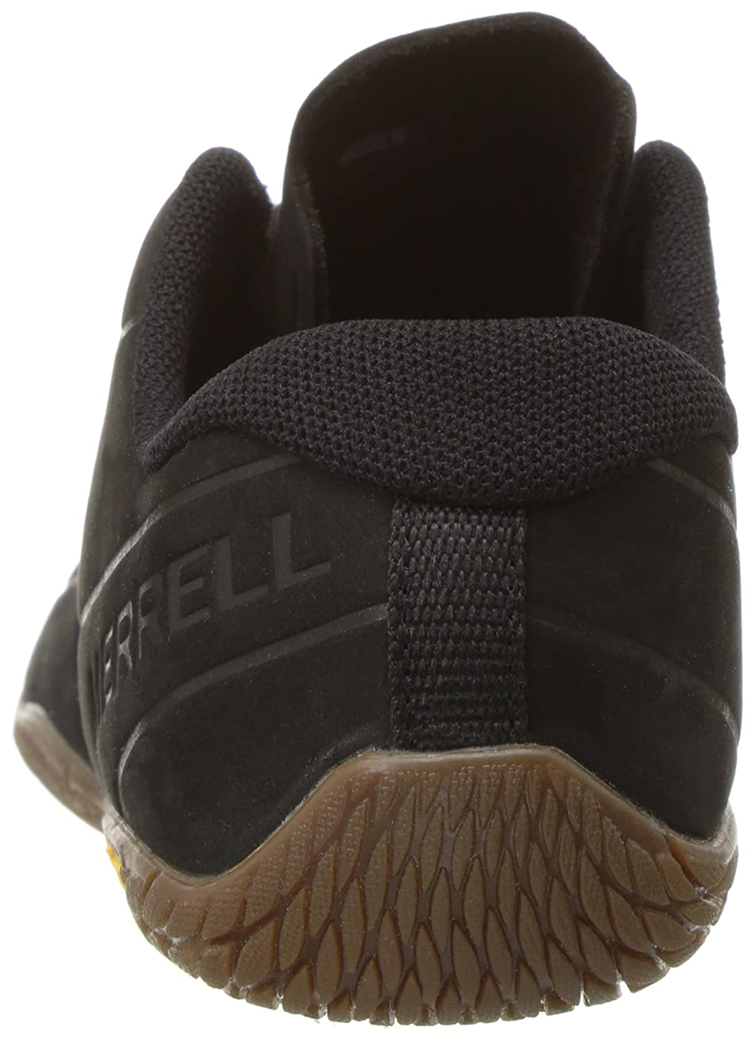 Merrell Men's Vapor Glove 3 Luna Leather Sneaker B078NH2QN2 14 M US|Black