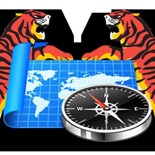 3D Malaysia: Maps and GPS Navigation (Gps Navigation For Bike)