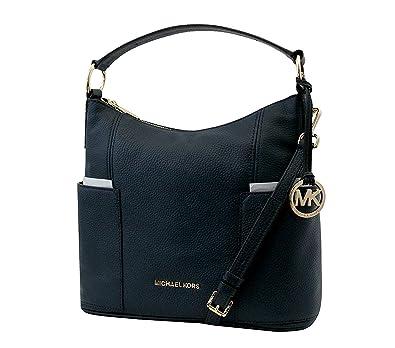 af0740e776f6 MICHAEL Michael Kors Medium Anita Convertible Women's Shoulder Handbag  (Navy): Handbags: Amazon.com
