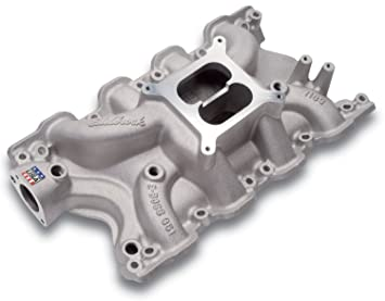 Amazon com: Edelbrock 7183 Intake Manifold: Automotive
