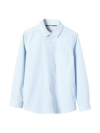 eb245d42554507 Cyrillus Jungen-Hemd, feine Streifen: Amazon.de: Bekleidung