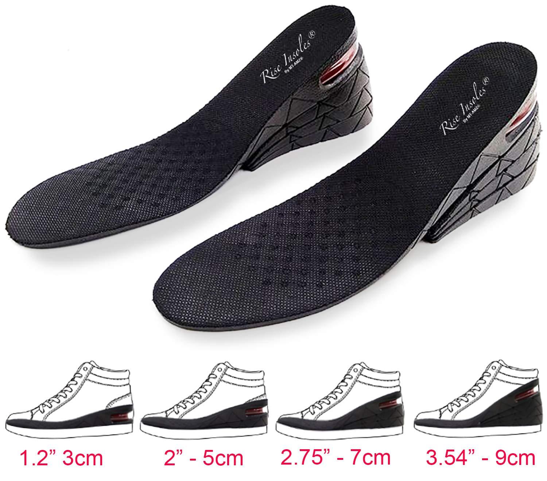 Layer Orthotic heel shoe lift kit