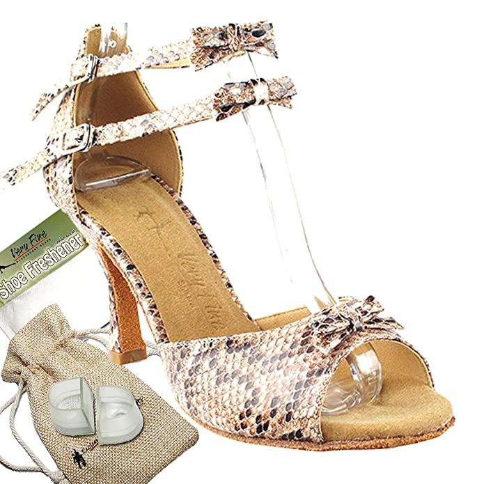 Amazon.com: Womens Zapatos de baile boda de Tango Salsa ...