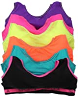 BELLA 6 Pack Sports Bra