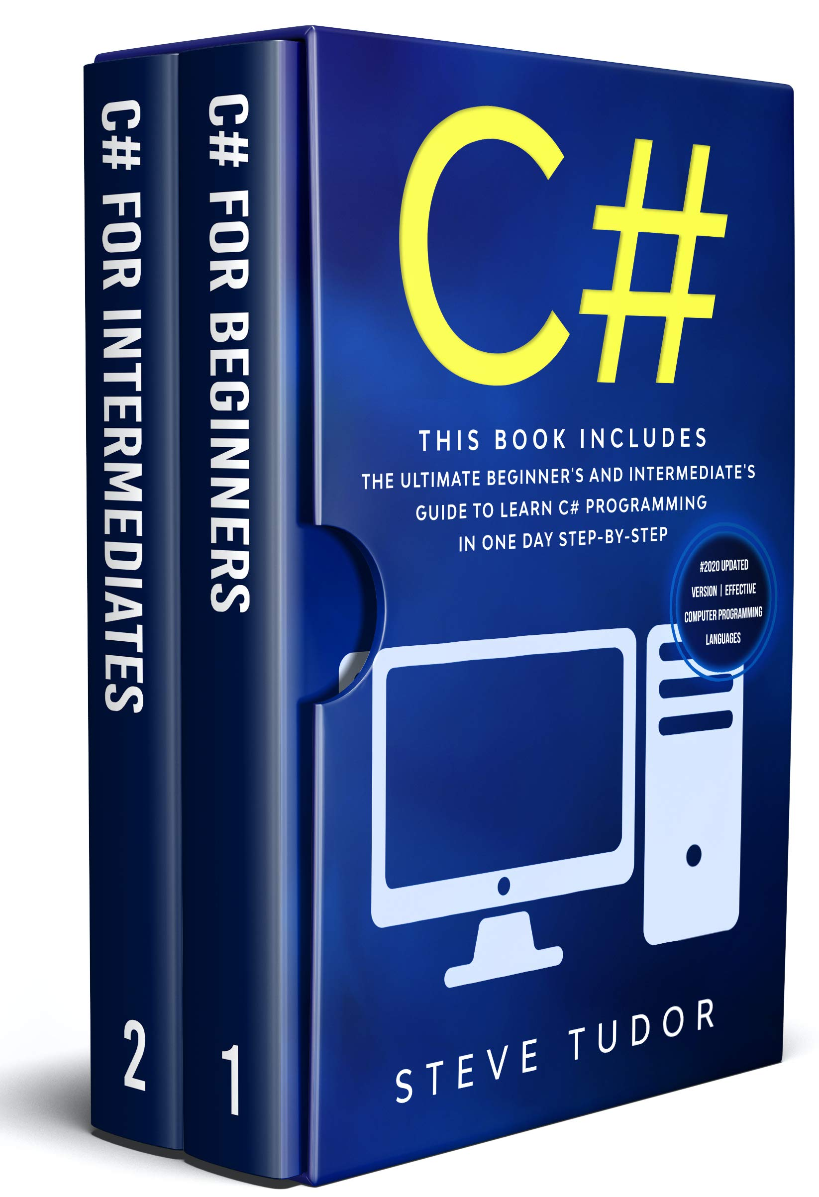 C   This Book Includes  The Ultimate Beginner's And Intermediate's Guide To Learn C  Programming In One Day Step By Step   2020 Updated Version   Effective ... Programming Languages   English Edition