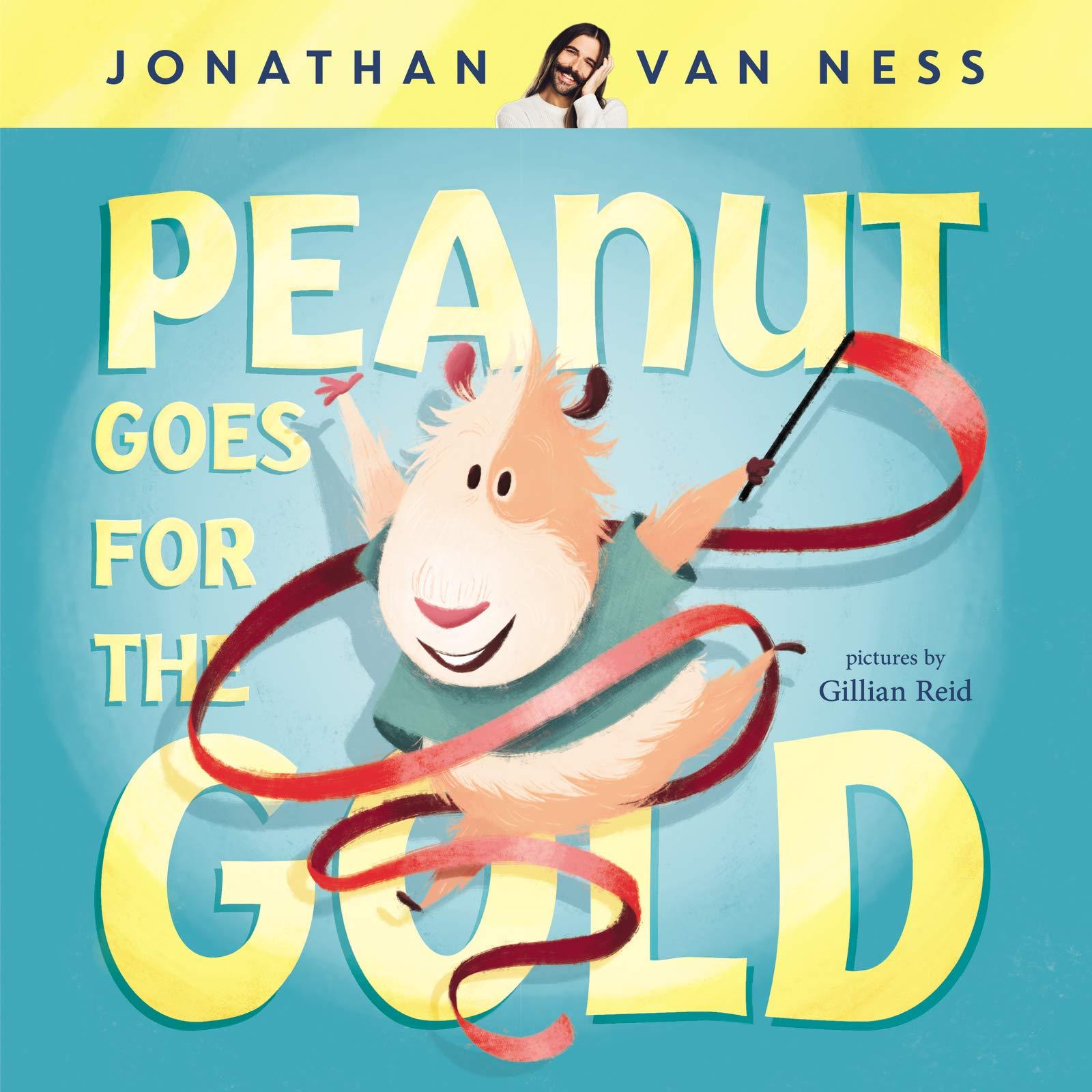 Peanut Goes for the Gold _ LGBTQIA+ Books_ Bored Teachers