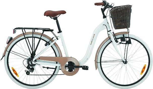 Bh - Bicicleta de Paseo Miami: Amazon.es: Deportes y aire libre