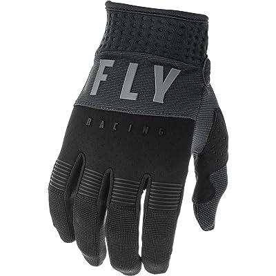 Fly Racing 2020 F-16 Gloves (Medium) (Black/Grey): Automotive