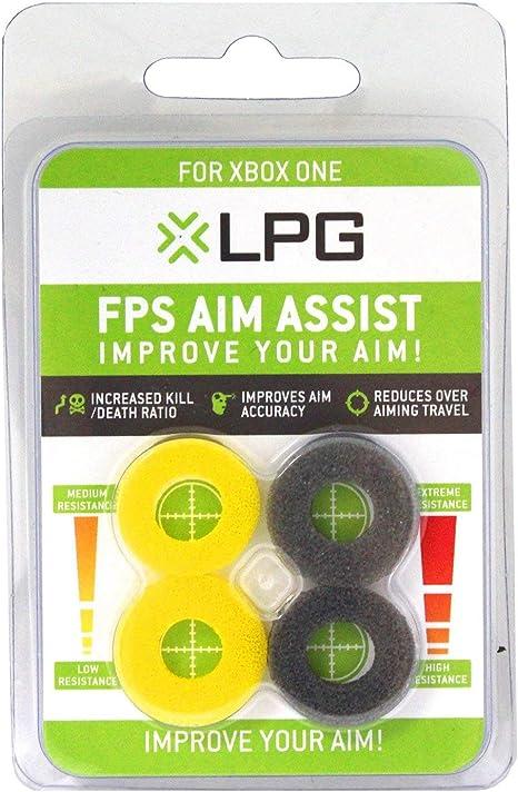 FPS AIM ASSIST - Accesorio para Mando de Xbox One, Amarillo ...