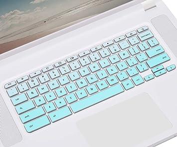 CASEDAO - Funda para teclado para portátil Acer Chromebook 15 CB3-531 CB3-532 CB5-571 CP315 CB515 C910 de 2019 2018, Chromebook Spin 15 CP315, Acer ...