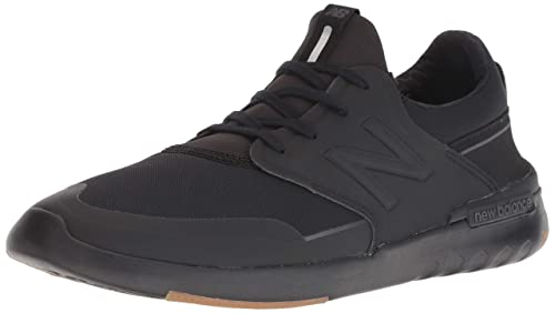 all black new balance shoes
