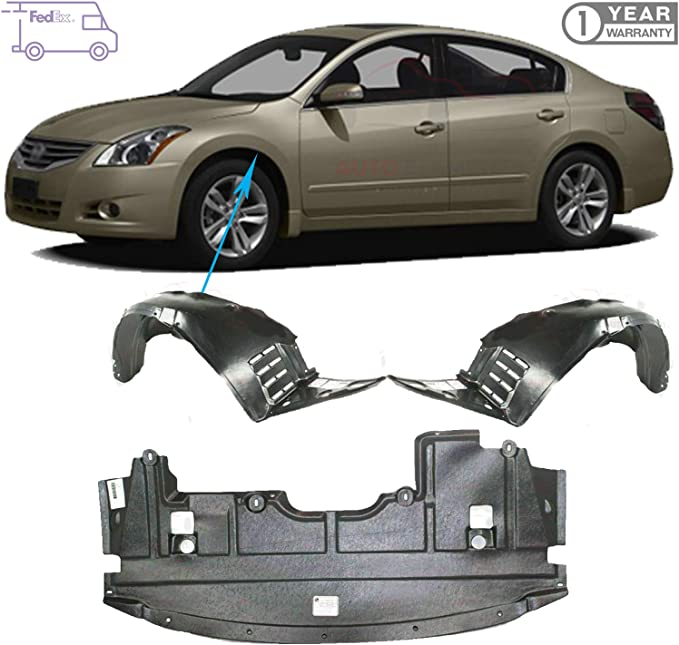 Under Cover For Nissan Altima 2007 2008 2009 New Direct Fit ...