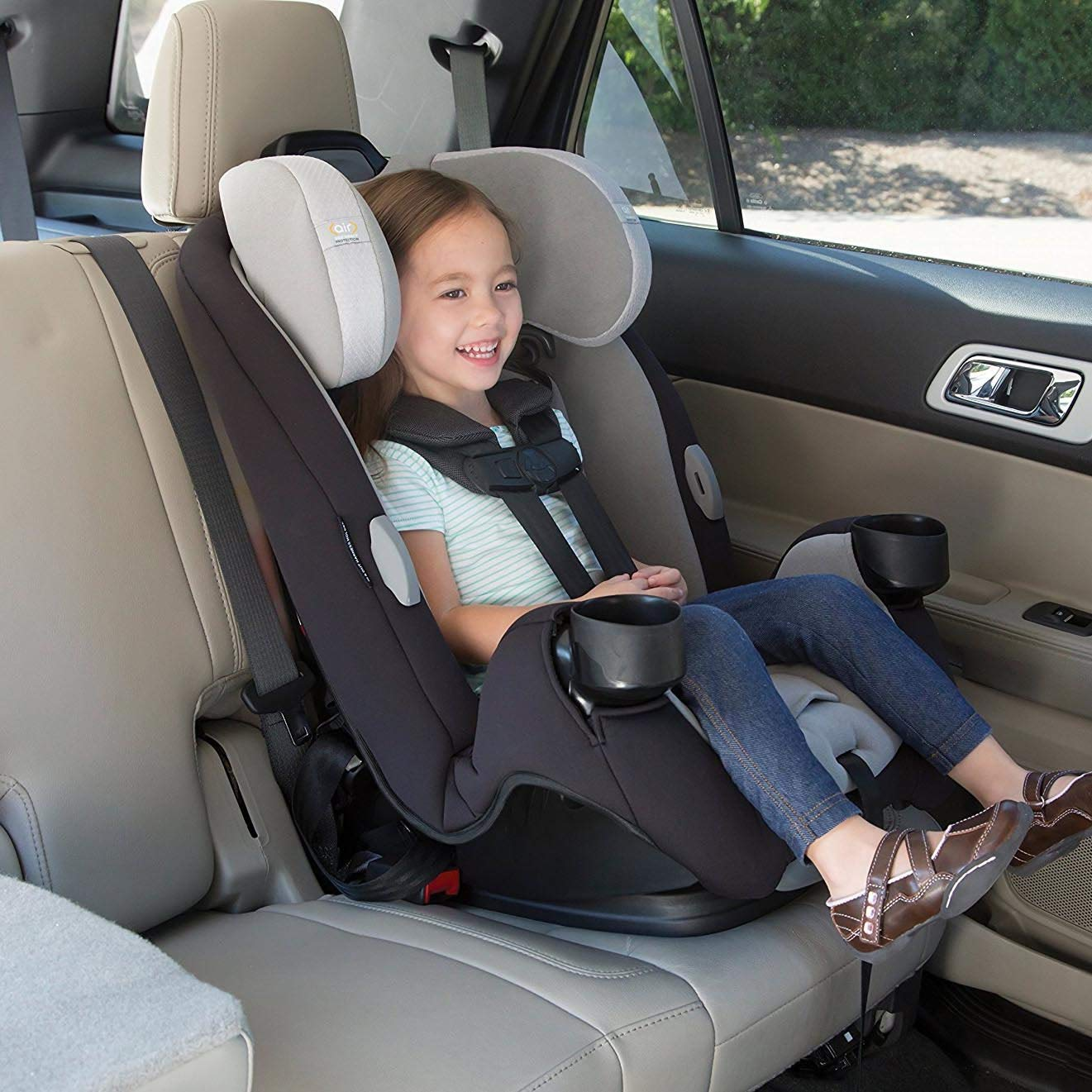 Safety 1st MultiFit EX Air 4-in-1 Convertible Car Seat Amaro