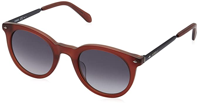 f7380a36d6 Fossil Gradient Round Unisex Sunglasses - (FOS 2053 S 2LF 499O