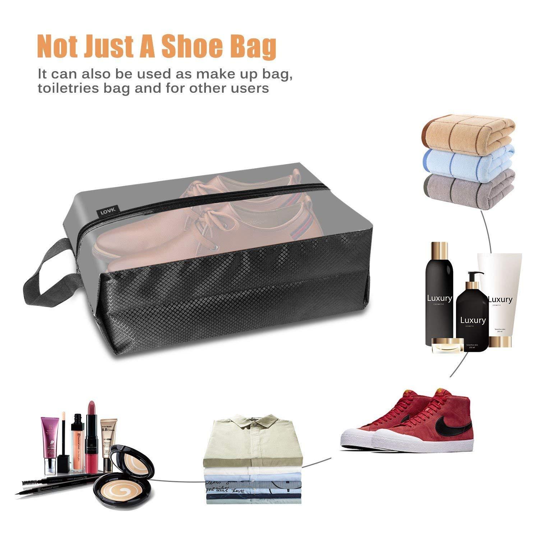 61db2c0ea3 Amazon.com  Shoe Bags for Travel