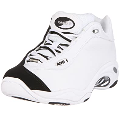 AND1 Tai Chi Low Chaussures Basketball Mixte Adulte