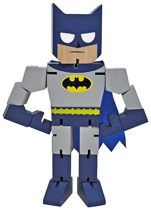 8587ea8927 Amazon.com  DC Comics Batman Wood Warriors 8