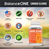 Candida Cleanse by Balance ONE - 8 Natural