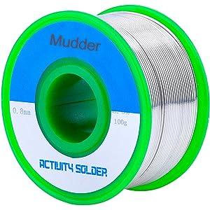 Mudder Lead Free Solder for Butane Soldering Iro