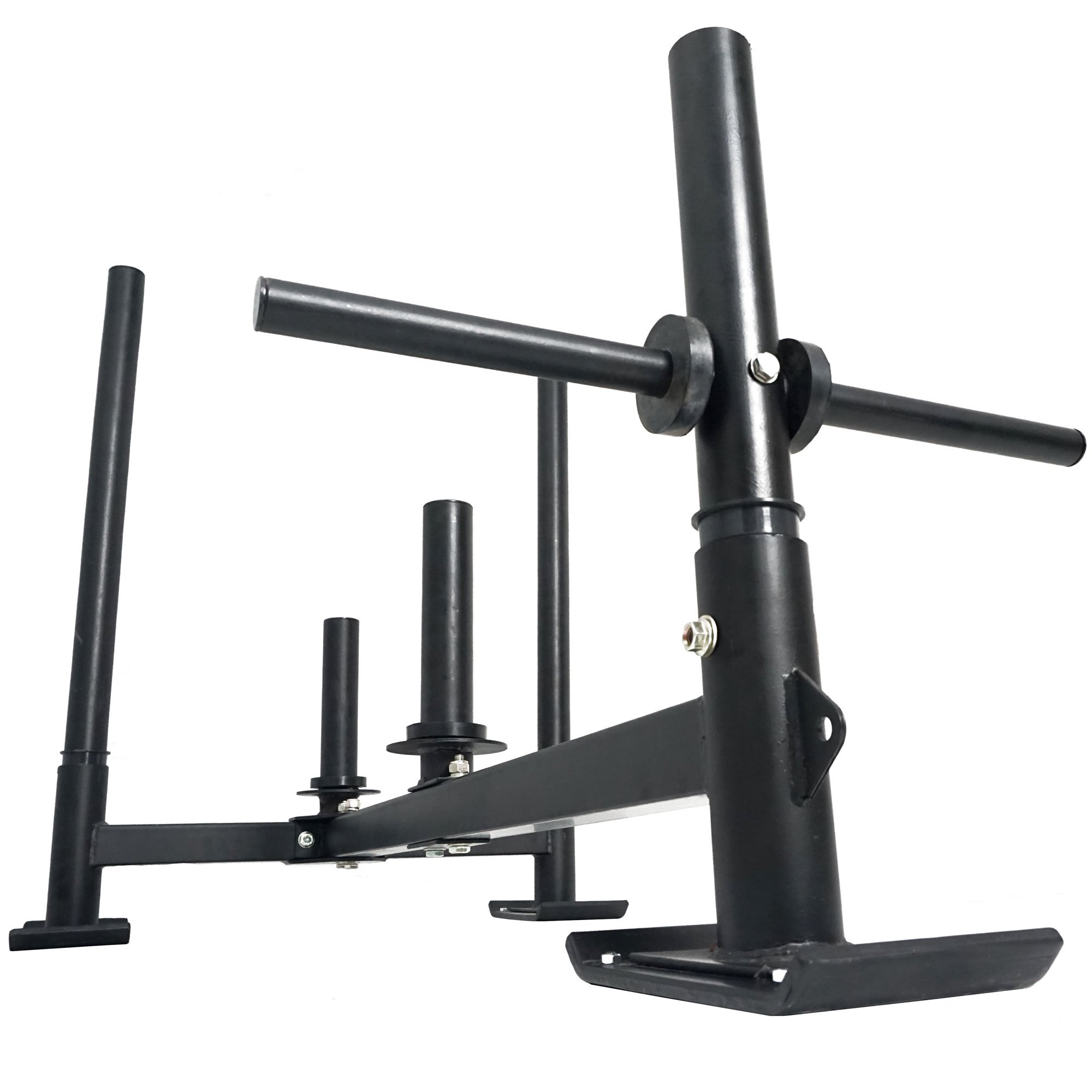 Titan Fitness HD Weight Sled Low Push Pull Heavy High Crossfit Training by Titan Fitness