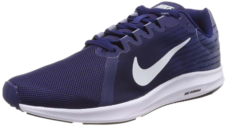 MultiCouleure (bleu Void Pure Platinum-ashen Slate 404) 42 EU Nike Dowshifter 8, Chaussures de FonctionneHommest Compétition Homme