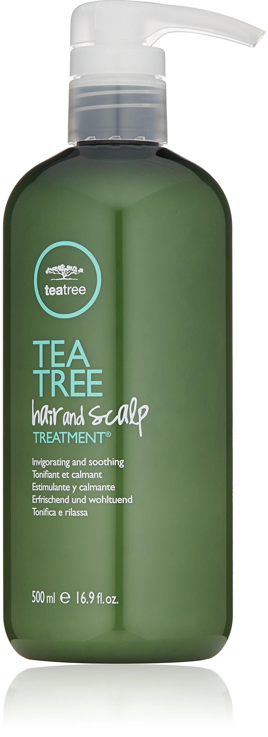 Tea Tree Hair and Scalp Treatment, 16.9 Fl Oz